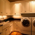 Myers Park Laundry Rooms