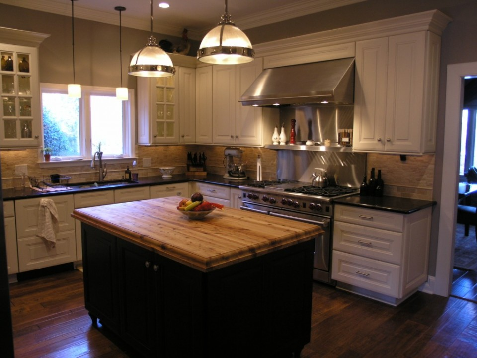 Custom Kitchen Remodeling Charlotte