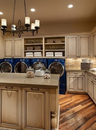 Luxury Laundry Room Charlotte