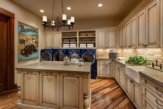 Including Luxurious Laundry Rooms Custom Kitchens