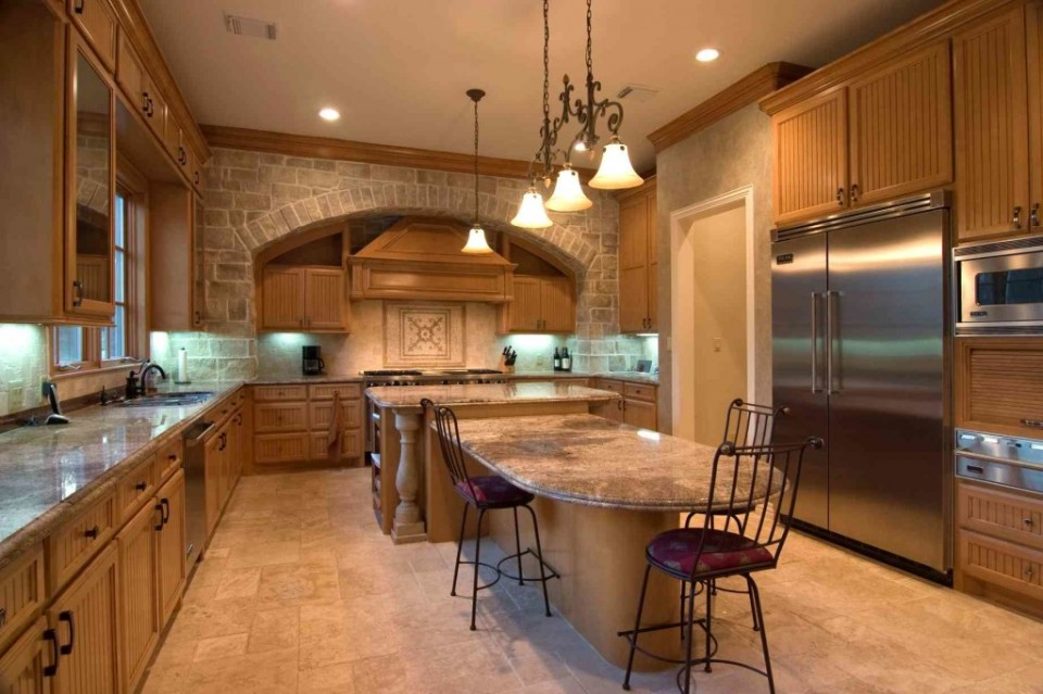 Ideas to inspire home remodeling projects custom for Custom kitchen remodel